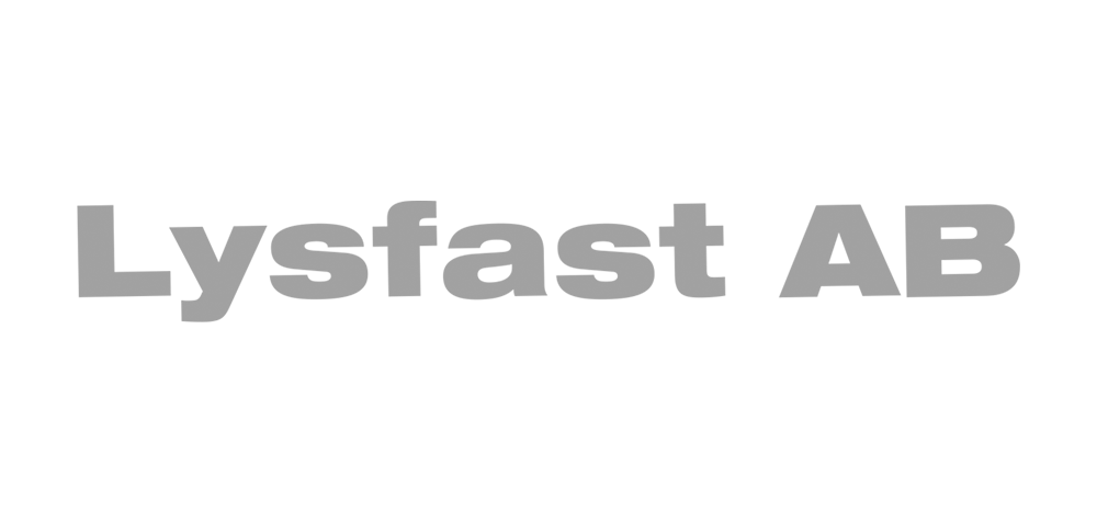 Lysfast AB